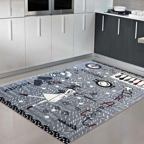 Saray 006 Tuana Renkli Modern Halı 120x170 cm