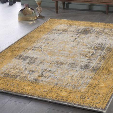 Resim  Saray Halı Tarz 023-J00 100x200 cm Söve Desen Halı