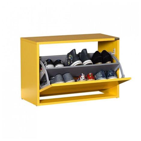 Resim  Adore New Step Oturaklı Ayakkabılık - Sarı