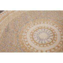 Linnea Elie %100 Pamuk Yuvarlak Halı/Paspas - 70 cm