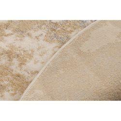 Linnea Casual %100 Pamuk Yuvarlak Halı - 70 cm