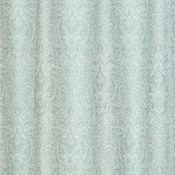 Melodie Jakarlı Fon Perde (Yeşil) - 140x260 cm