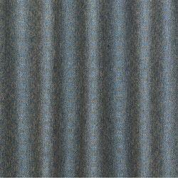 Melodie Jakarlı Fon Perde (Mavi Gri) - 140x260 cm