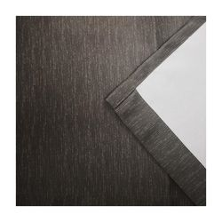 Melodie Blackout Fon Perde (Koyu Gri) - 140x270 cm