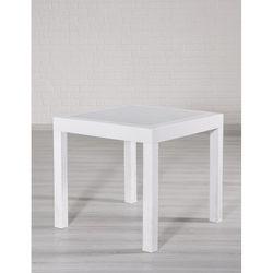 Mobetto Rattan Masa – Beyaz