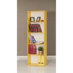 Mobetto Rio Large Kitaplık - Sarı