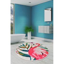 Chilai Home Flam DJT Banyo Halısı - 100x100 cm