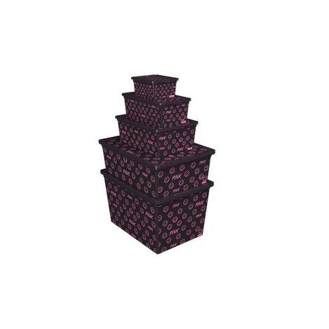Trend Box Pıneapple 5'li Kutu