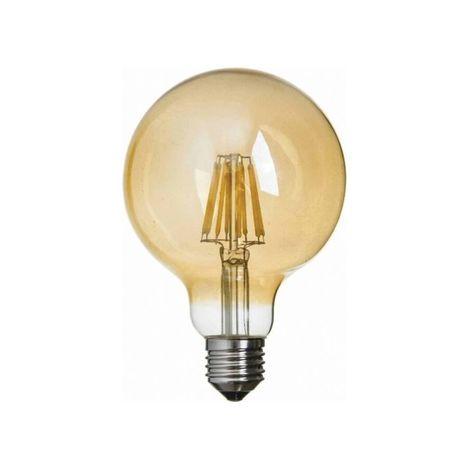 Heka 4 Watt G95 Gün Işığı Rustik Ampul