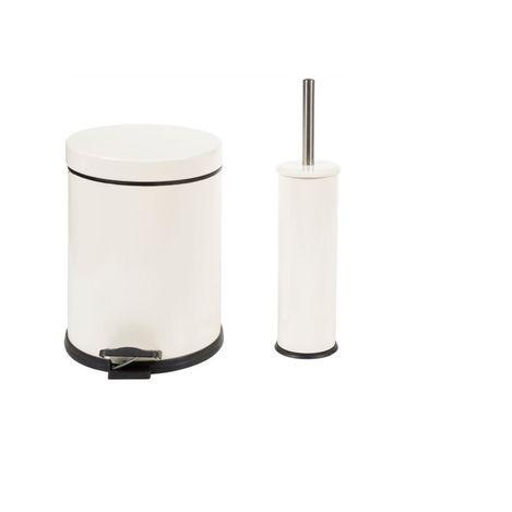 Resim  Dibanyo 2'li Banyo Seti (Beyaz) - 5 Litre