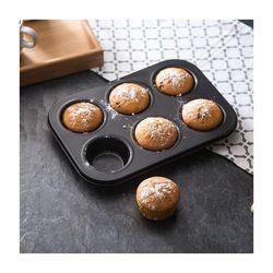Metaltex 6 Lı Muffin Kalıbı