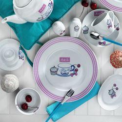 Kütahya Porselen 33 Parça Leonberg Kahvaltı Takımı