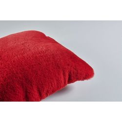 Just Home Post Kırlent (Kırmızı) - 45x45 cm