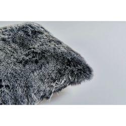 Linnea Post Kırlent (Siyah Melanj) - 45x45 cm