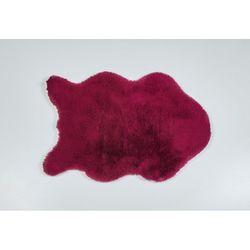 Just Home Tavşan Tüyü Post Halı (Mürdüm) - 60x90 cm