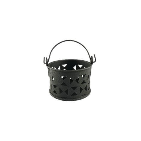 Evstyle Tealight Mumluk - Siyah
