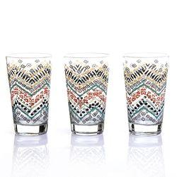 Paşabahçe Meşrubat Bardağı (Etnik)
