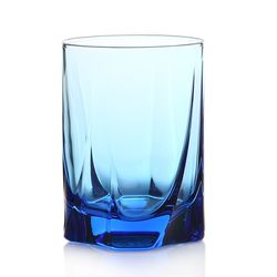 Paşabahçe 420023-6-MAVİ Luna Çay Bardağı - Mavi