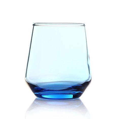 Resim  Paşabahçe 420202-6-1097519 Allegra Kahve Yanı Su Bardağı - Mavi