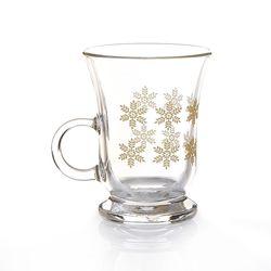 Paşabahçe 55553-3-66 Desenli Kartanesi Çay Bardağı