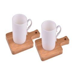 Bambum Moge 2 Kişilik Kahve Fincan Takımı