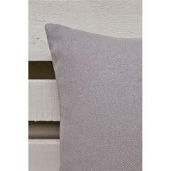 Melodie Keten Kırlent (L.Grey) - 50x50 cm