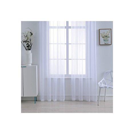 Premier Home Batist Tül (Beyaz) - 250x260 cm