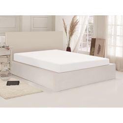 Açelya Penye Çift Kişilik Çarşaf (Beyaz) - 160x200 cm