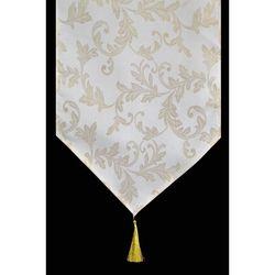 Giz Home Runner (Sarı Desenli) - 33x183 cm