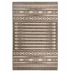 Giz Home 5609 Scandic Halı (Kahverengi) - 80x140 cm