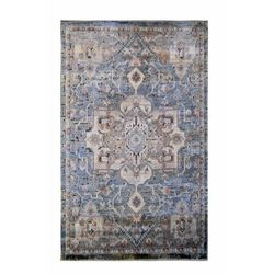 Giz Home Sierra Halı (Mavi) - 160x230 cm