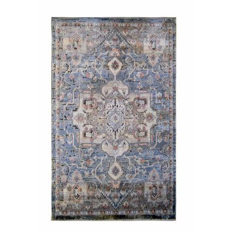 Resim  Giz Home Sierra Halı (Mavi) - 160x230 cm