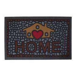 Giz Home İtalyan Format My Home Kapı Paspası - 40x68 cm