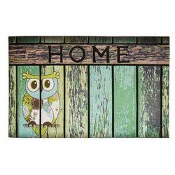 Giz Home Mozaik Kapı Paspası (Yeşil) - 45x75 cm