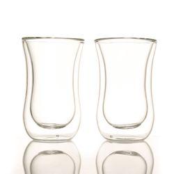 Perotti 2'li Çift Cidarli Çay Bardağı