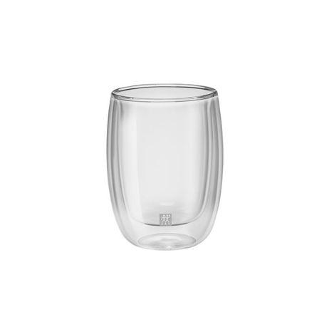 Zwilling Sorrento Çift Camlı 2'li Kahve Bardağı Seti - 200 ml