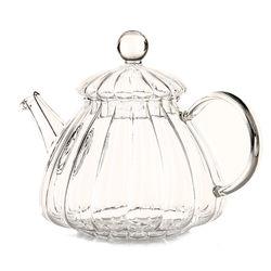 Tohana THN74537 Cam Demlik Çaydanlık Seti