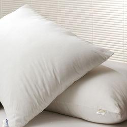 Altınbaşak Microfiber Kapitoneli Boncuk Yastık - 50x70 cm - Beyaz