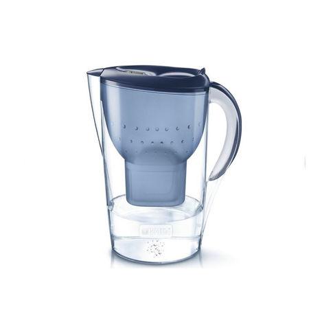 Resim  Brita Marella XL Plus Filtreli Su Arıtmalı Sürahi - Mavi