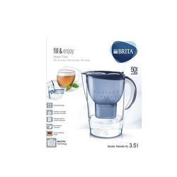 Brita Marella XL Plus Filtreli Su Arıtmalı Sürahi - Mavi