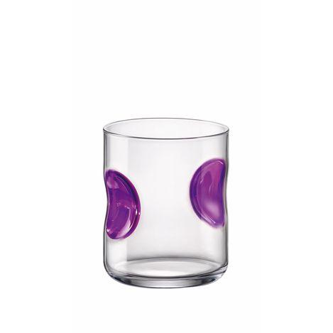 Bormioli Rocco Giove Acqua Meşrubat Bardağı - Mor