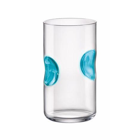 Resim  Bormioli Rocco Giove Cooler Meşrubat Bardağı - Mavi