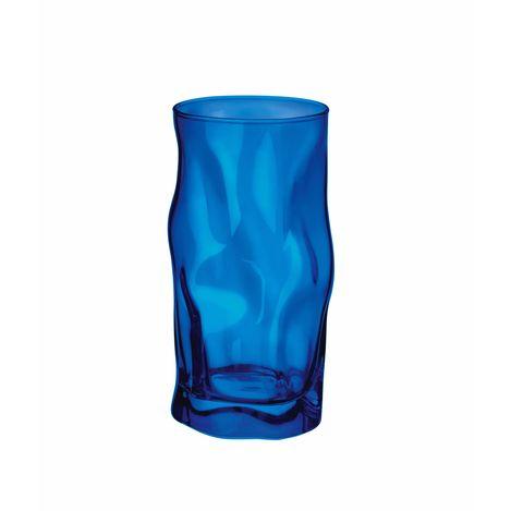 Bormioli Rocco Sorgente Cooler Meşrubat Bardağı - Mavi