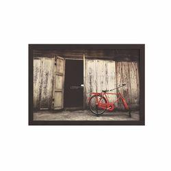 Özverler OBGE-818 Bisiklet-1 Çerçeveli Poster