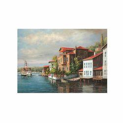 Doku Tablo ISBO-086 İstanbul Kanvas Tablo