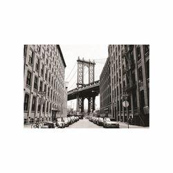 Doku Tablo SEGE-754 Şehir-1 Kanvas Tablo