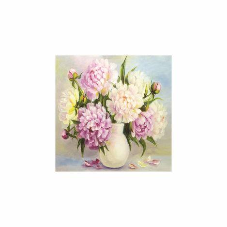 Doku Tablo CİGE-3890 Çiçek-10 Kanvas Tablo