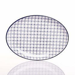 Arow 02 Desenli Oval Salata Kasesi
