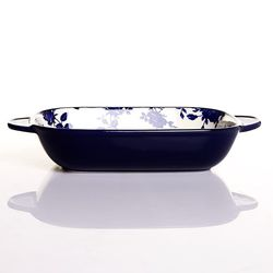 Arow 03 Porselen Kayık Tabak