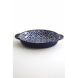 Arow Porselen 06 Kayık Tabak